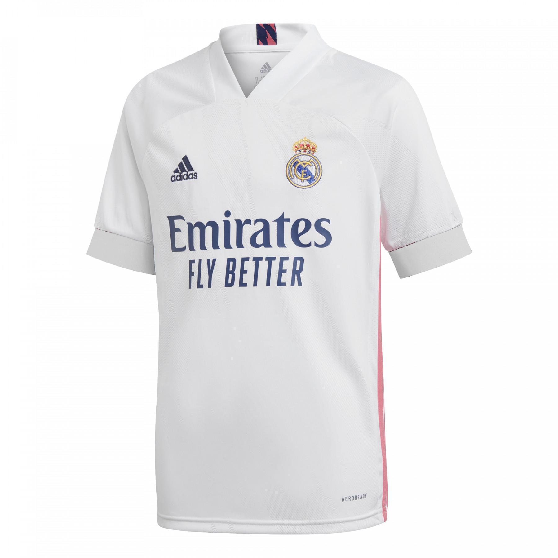 Maillot enfant Real Madrid 2020/21